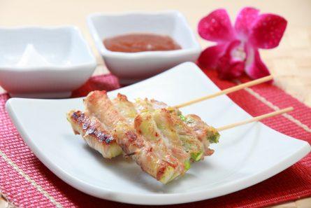 Asparagus Maki<br/> アスパラガス巻