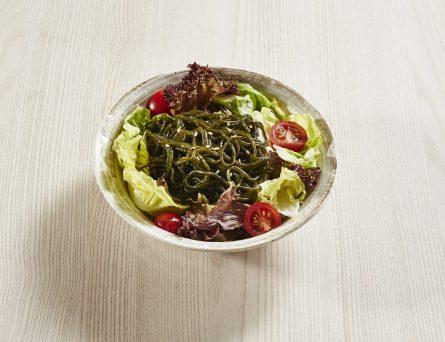 Seaweed Noodles Salad