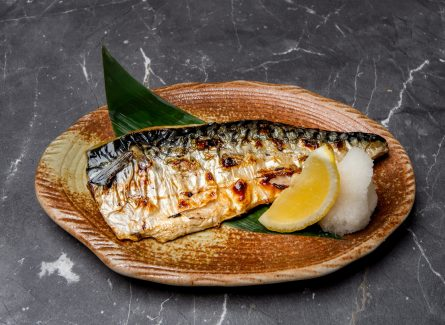 TORO-Saba Shioyaki<br/> さば塩焼