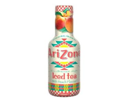 Arizona Ice Peach Tea