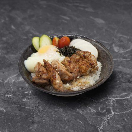 Chicken Teriyaki Don<br/> チキン照り焼き丼
