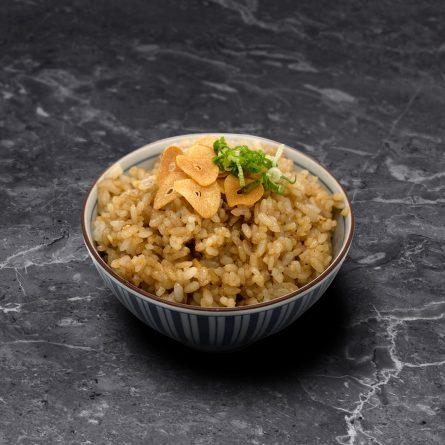 Garlic Rice<br/> ガーリックライス