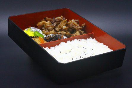 Kurobuta Bento<br/> 黒豚弁当