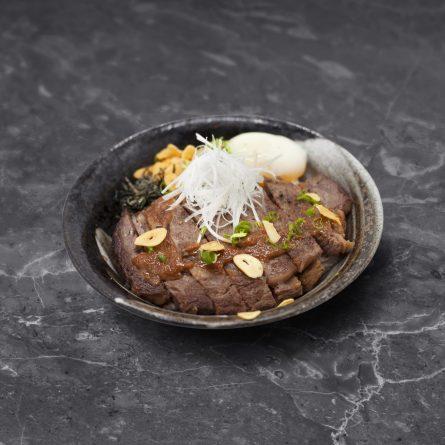Miso Beef Steak Don<br/>味噌牛ステーキ丼