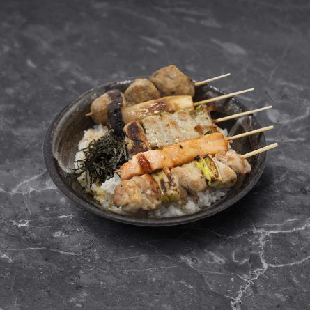 Yakitori Don<br/> 焼き鳥丼