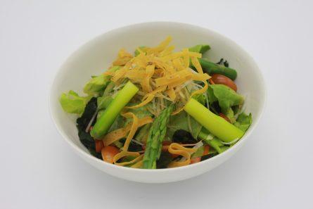 Nanbantei Wafu Salad<br/> 南蛮亭和風サラダ