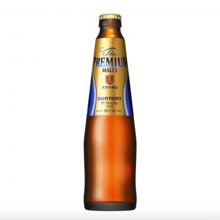 Suntory Premium Beer 334ml
