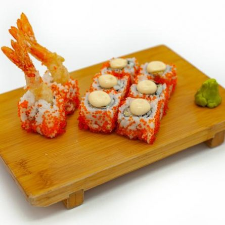 Ebi Tempura Maki<br/>えび天巻き寿司