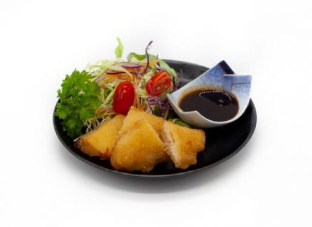 Sake Cheese Fry