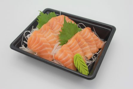 Salmon Sashimi Tray<br/>刺身
